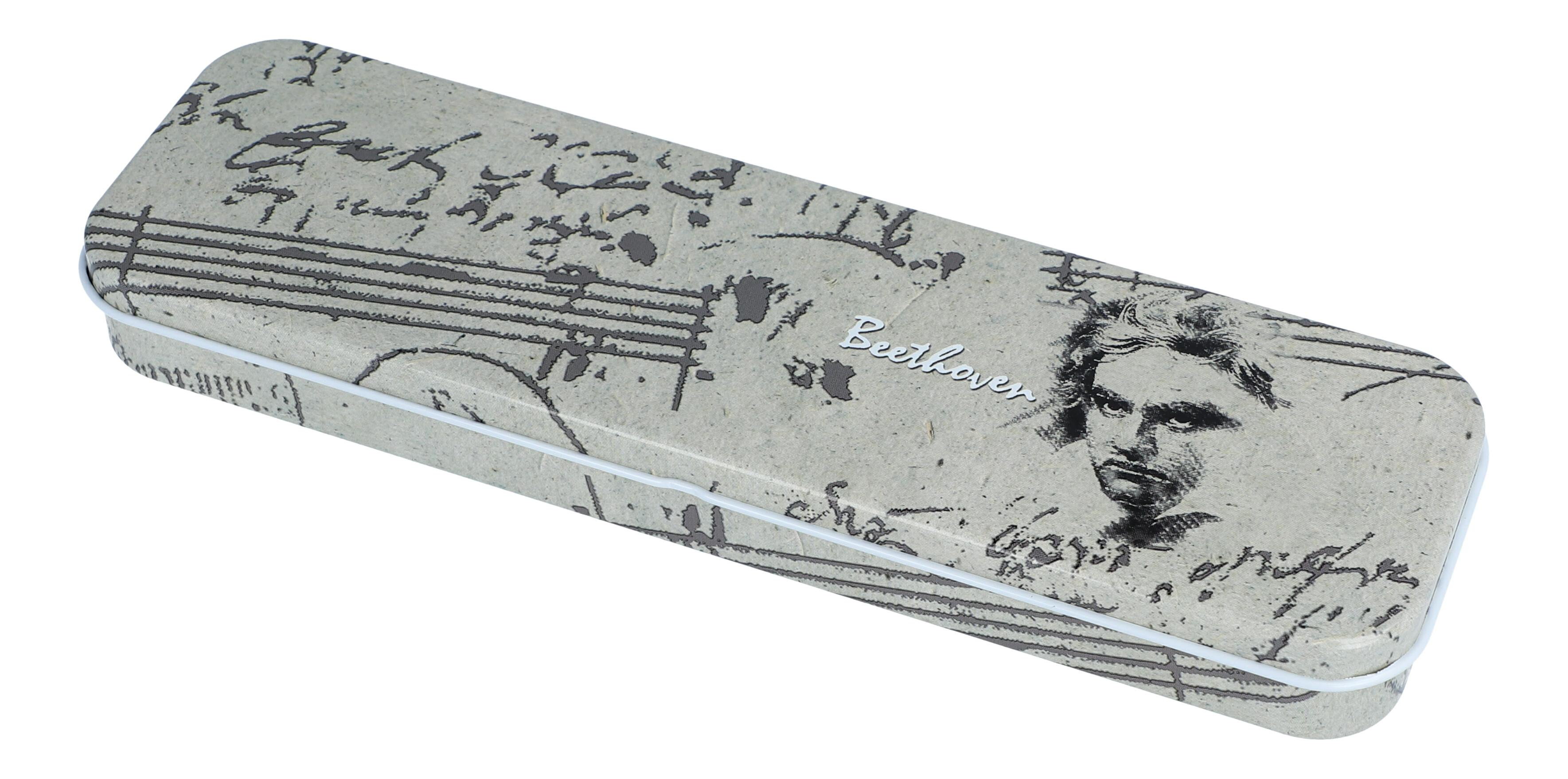 Stiftebox Metall Beethoven